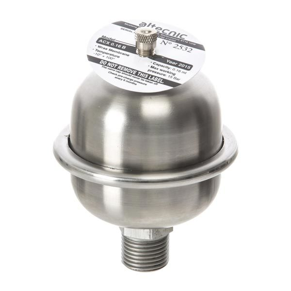 Altecnic Shock Arrestor/Mini Expansion Vessel (0.16L) 1/2″ M