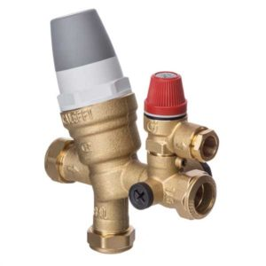 Caleffi Control Multibloc Valve Group