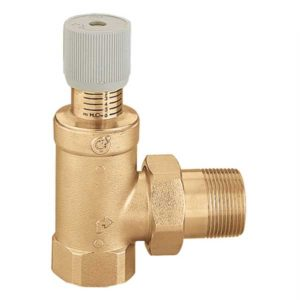 CALEFFI DIFFERENTIAL BY-PASS VALVES