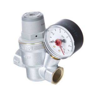 Caleffi Pressure Reducing Valve Gauge High Performance