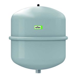 Reflex Heating Vessel 8 – 25 Litres