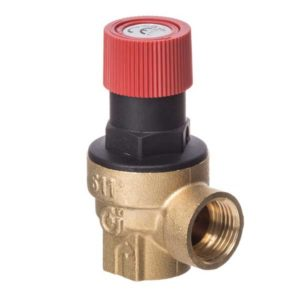 Safety Relief Valve Series 513 Femae Connections