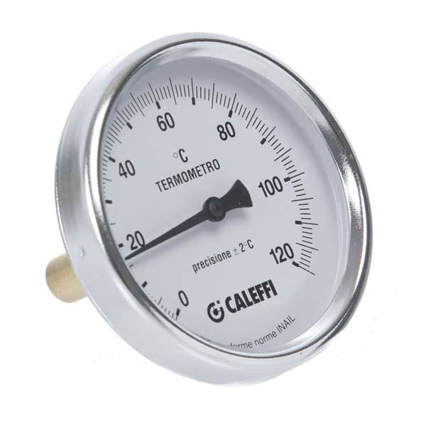 Caleffi Temp Gauge 45mm