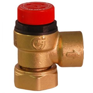 Caleffi 6 bar loose nut small