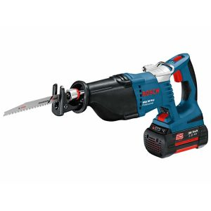 Bosch GSA36VLI Sabre Saw 2X2.6AH Li-ion Batteries