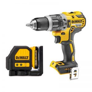 Dewalt DCD796P1 18V XR Brushless Combi Drill with 1x5ah Battery