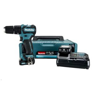 Makita HP332DSAJ 10.8V Brushless Combi Drill 2X2AH Batteries