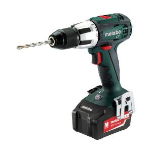 SB18LT 18v Combi Drill with 2x4ah Batteries