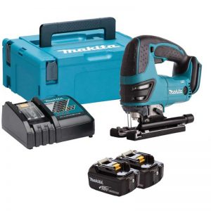 Makita DJV180RMJ 18V LXT Jigsaw With 2X4AH Batteries