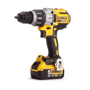 Dewalt DCD996P2 18v XR Brushless Hammer Drill Driver with 2x5ah Batteries