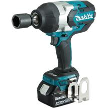 Makita DTW1001RTJ 18V 3/4″ Brushless Impact Wrench 2X5AH Batteries