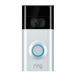 Ring Doorbell V2 Black