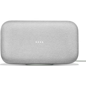 Google Home Max Speaker Chalk