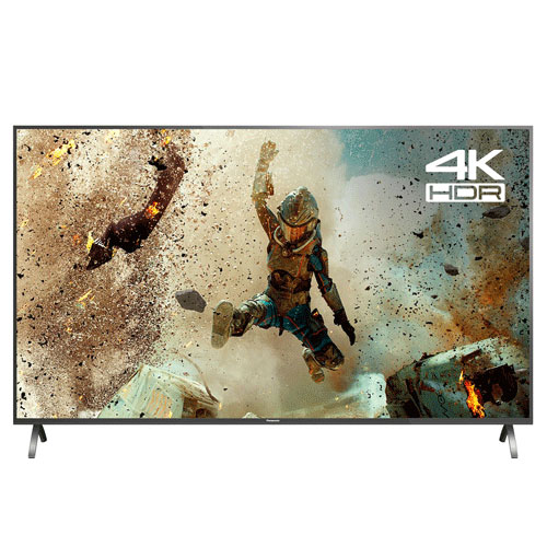 Rugby World Cup Panasonic 43 Inch 4K HDR TV