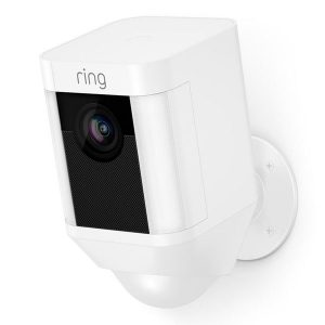 Ring Stick Up Camera Batter White