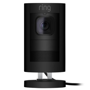 Ring Stickup Camera Black