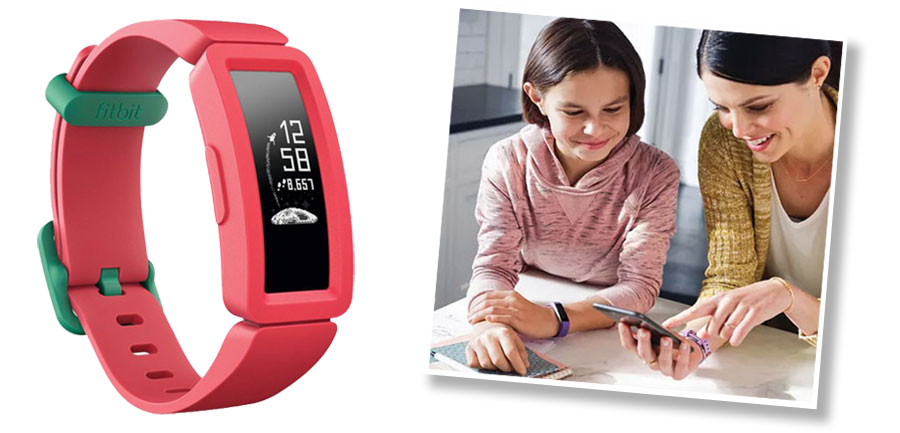 Back to School & College with NRG Store Featuring the Fitbit Ace Range