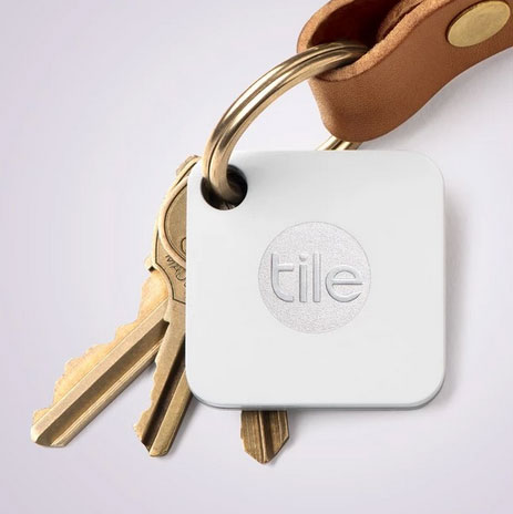 Back to School and find your keys with the Tile Mate from NRG Store