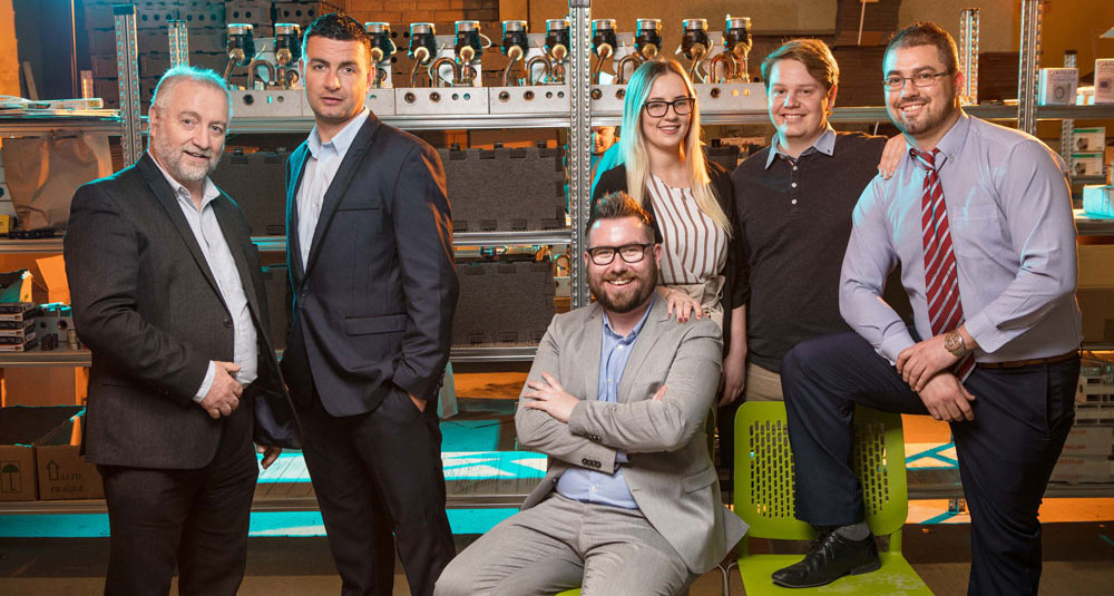 Sea Box Energy Team nominated in The Rémy Martin Cork Business Awards 2019