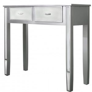 Value Vista Console Table Silver