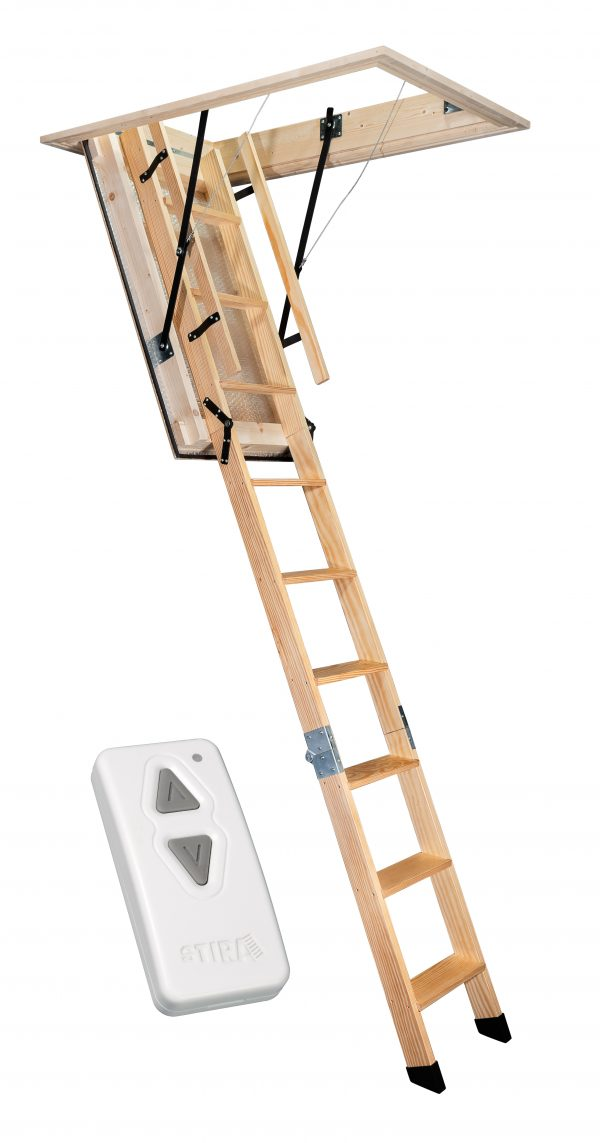 Stira Semi-Auto LAdder