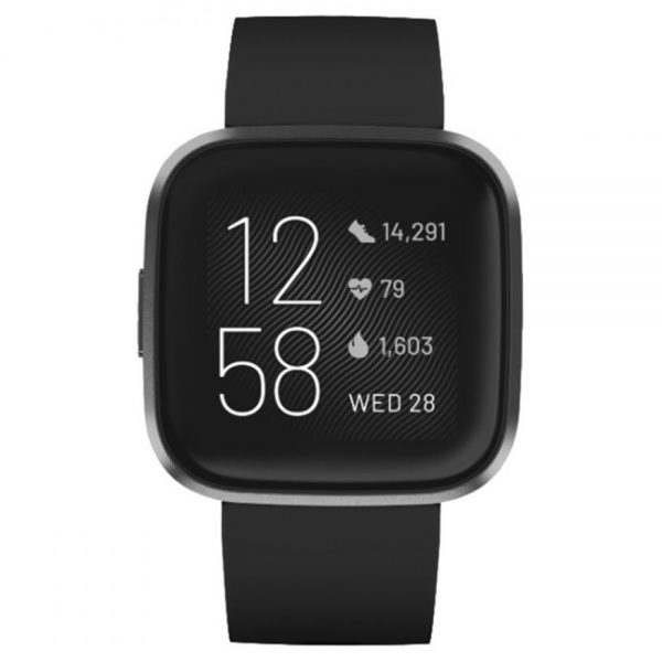 Fitbit Versa 2 Carbon Black