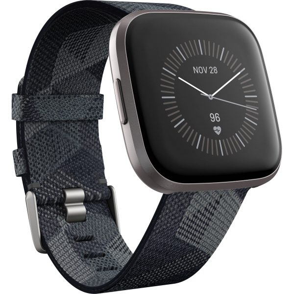 Fitbit versa 2 woven smoke special edition
