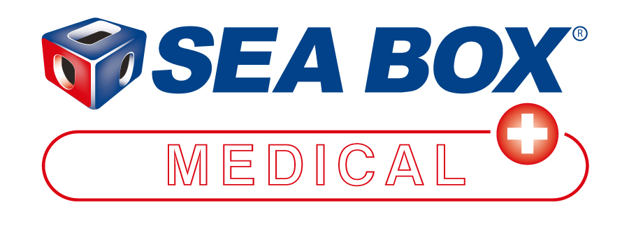 Sea Box Medical Logo - COVID-19 Testing