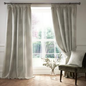 Ashwell Silver Curtains