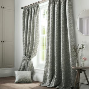 Bayford Seafoam Curtains