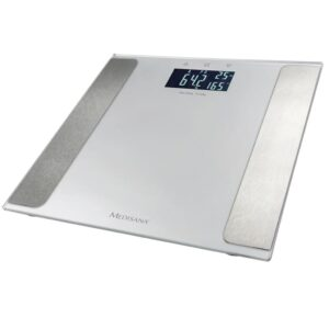 Medisana Body Analysis Scales BS 410 Connect 180 kg Silver 40424