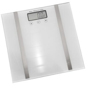 HI Body Analysis Scale Silver