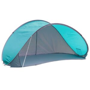HI Pop-up Beach Tent Blue