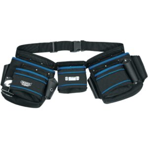 Draper Tools Double Pouch Tool Belt 50 mm