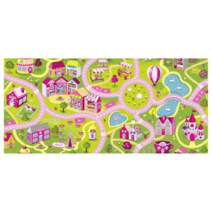 AK Sports Play Mat Sweet Town 140×200 cm SWEET TOWN 140