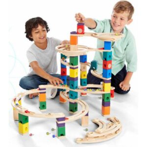 Hape The Cyclone Marble Run E6008