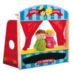 Hape Puppet Playhouse E1044