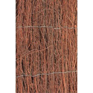 Nature Garden Screen Heather 1×5 m 1 cm Thick