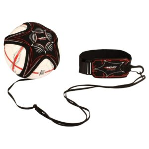 Avento Football Skill Trainer Black and Red