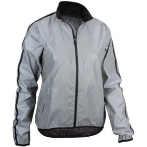 Avento Reflective Running Jacket Women 40 74RB-ZIL-40