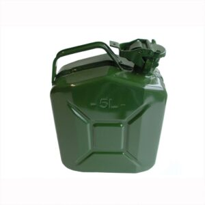 ProPlus Jerry Can 5L Metal Green