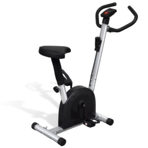 vidaXL Fitness Exercise Bike with Seat