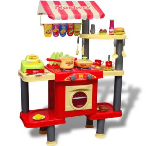 Toy Kitchens & Play Food
