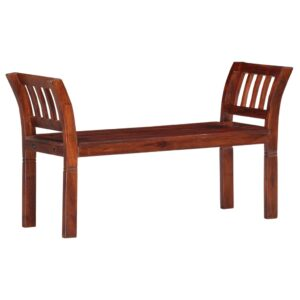 vidaXL Bench 111 cm Solid Acacia Wood