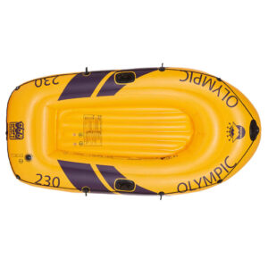 Happy People Inflatable Rowing Boat Olympic 230 2-Person
