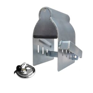 ProPlus Coupling Hitch Lock Driving with Lock 341326S