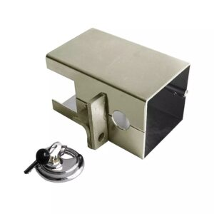 ProPlus Coupling Hitch Lock Divisible with Lock 341324S