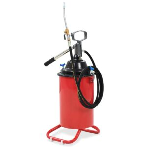vidaXL Hand-Operated Grease Pump 25 L