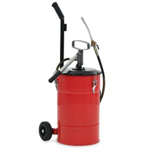vidaXL Hand-Operated Grease Pump 12 L