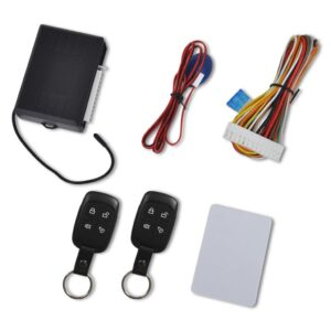 Car Central Door Locking Set Universal with 2 Remote Keys
